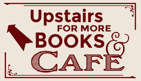 Upstairs logo maroon