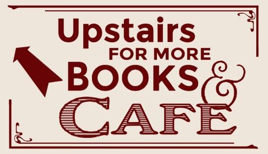 Upstairs logo maroon
